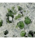 Demantoide  - Wadh mine Balochistan Pakistan