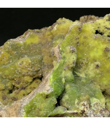 Smithsonite-  79 mine Arizona USA