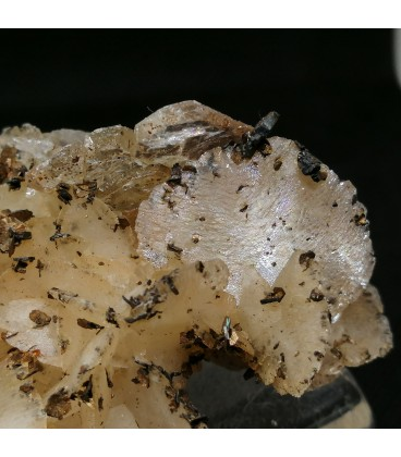 Axinite - Canta, Canta Province, Lima Department, Peru