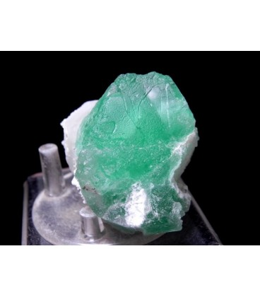 Fluorite  - Stak Nala, Haramosh Mts., Skardu District, Baltistan, Gilgit-Baltistan, Pakistan