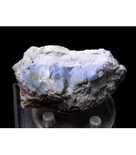 Blue Opal - Owyhee Dam, Malheur County, Oregon, USA