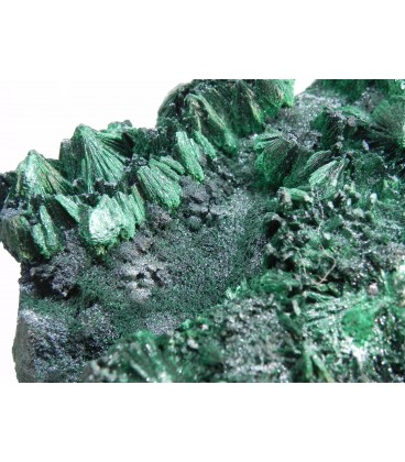 Smithsonite after Calcite	- San Giovanni mine Iglesias Italy