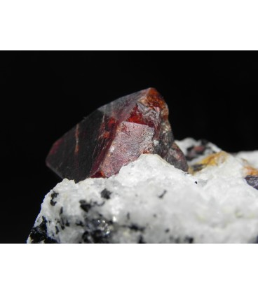 Zircon -Tigerville Prospect, Greenville Co., South Carolina, USA