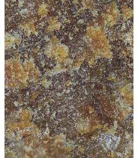 Braccoite, Valletta mine, Canosio, Piedmont, , Italy