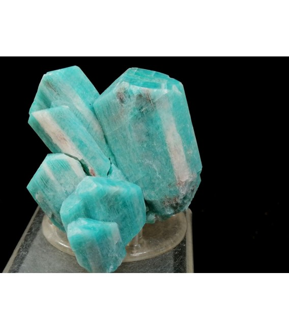 Amazonite - Pikes Peak, Teller Co., Colorado, USA