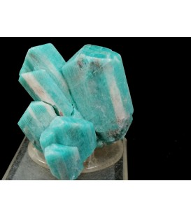Amazonite - Smoky Hawk Claim Pikes Peak, Teller Co., Colorado, USA