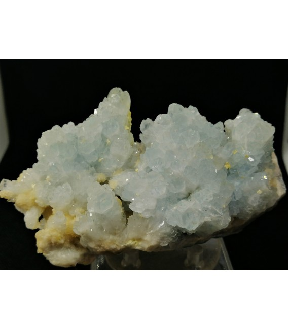 Celestine Sulphur - La Grasta mine agrigento Sicily