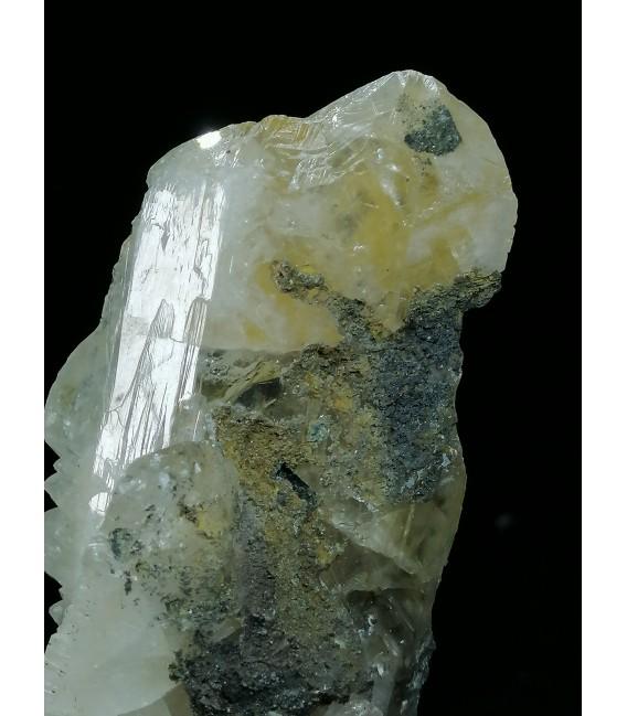 Anglesite -Toussit mine Morocco