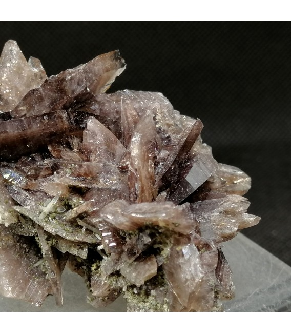 Axinite - Canta, Canta Province, Lima Department, Peru