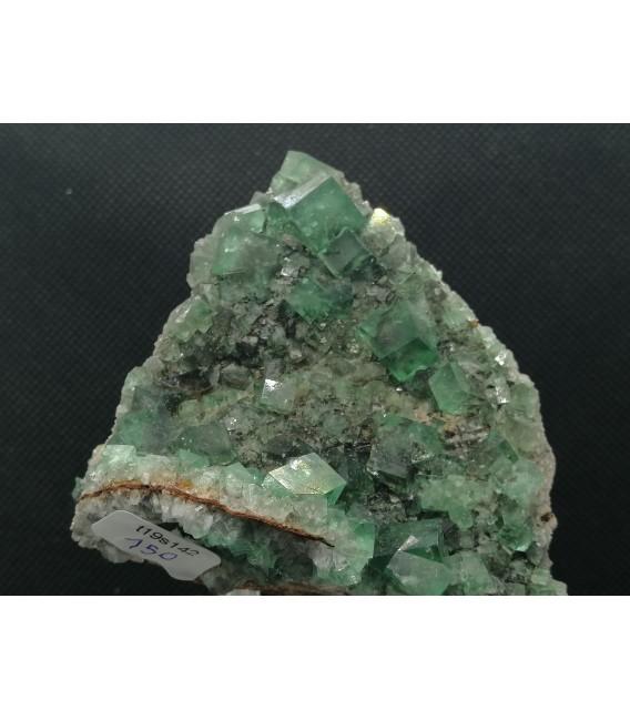 Fluorite - Diana Maria mine, Frosterley, Weardale UK