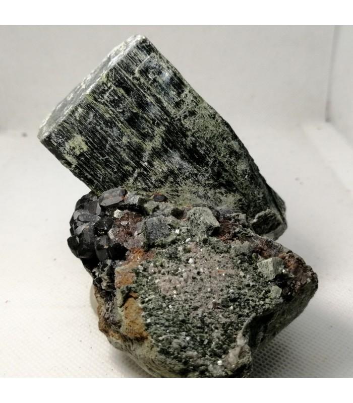 Hedembergite Andradite  - Huanggang Mine Inner Mongolia china