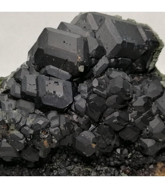 Hedembergite - Huanggang Mine Inner Mongolia china