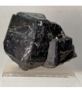 Hedembergite Andradite  - Huanggang Mine Inner Mongolia china