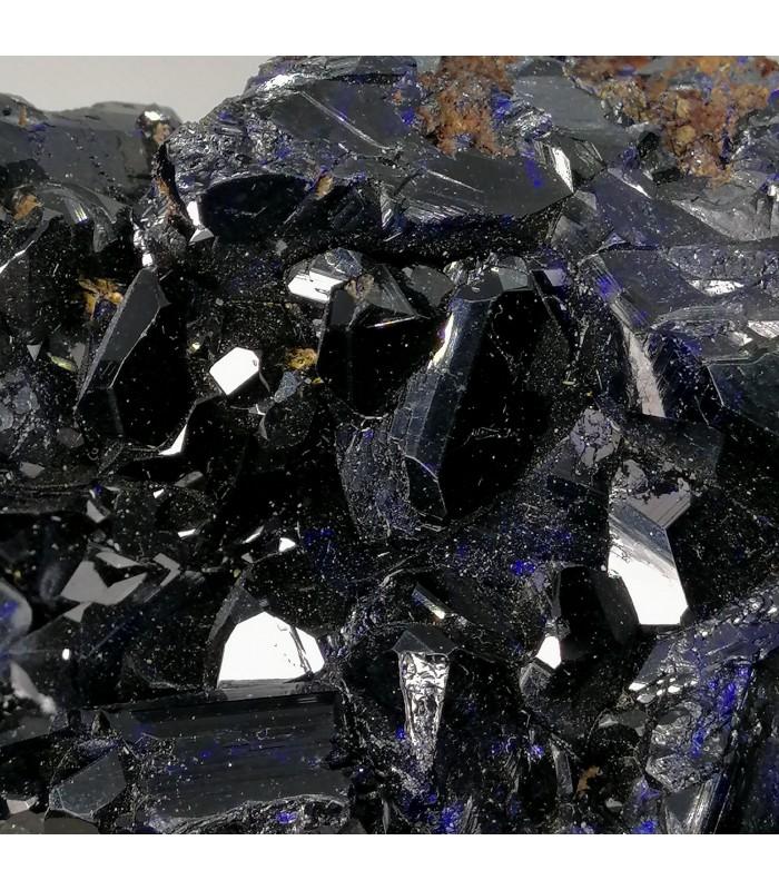 Azurite- Tsumeb mine Namibia