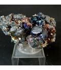 Iridescent Hematite -  Bacino mine Elba, Italy