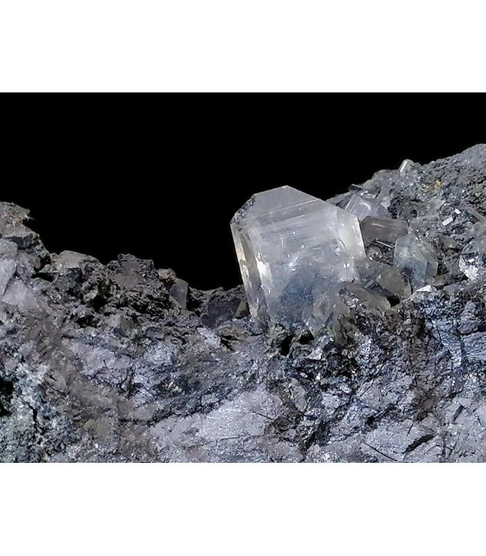 Anglesite -  Monteponi mine  Iglesias Sardinia  Italy