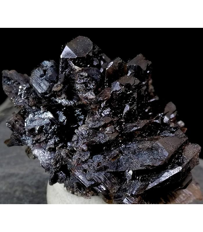 Cerussite Wulfenite-  Mindouli  Democratic Republic of Congo