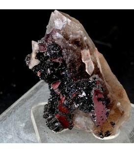 Goethite Quartz -  Park County Colorado