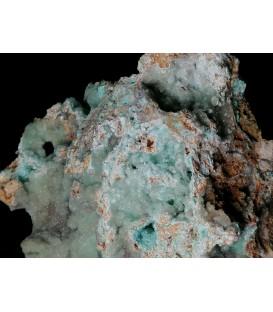 Smithsonite verde - Dossena mine Val Brembana  Italy