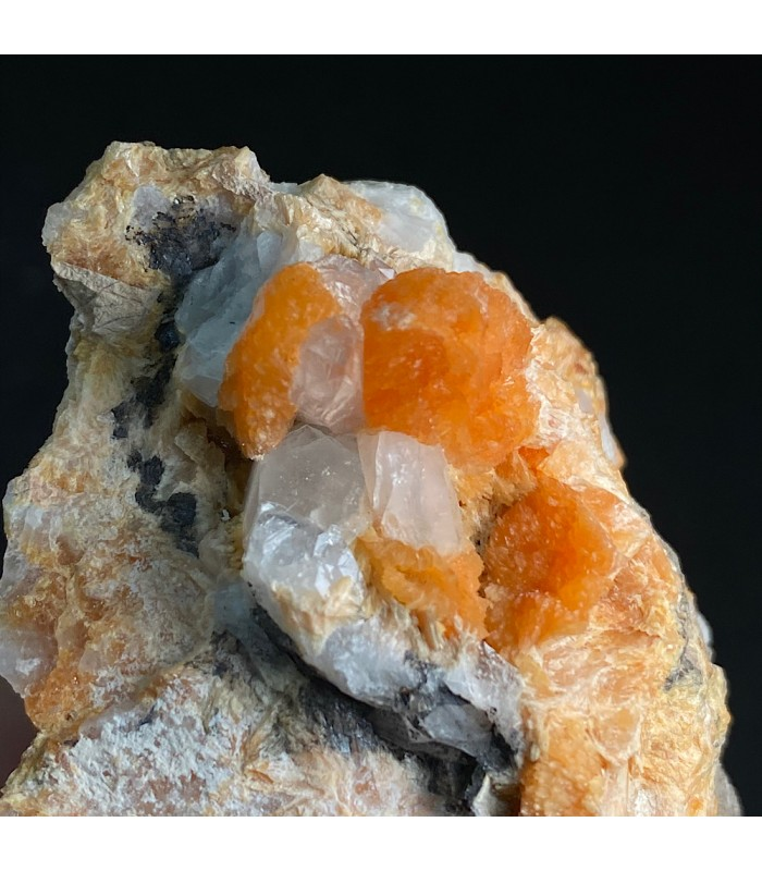 Tinzenite - Molinello mine Val Graveglia  Italy