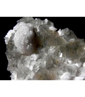 Fluorite Calcite- Silius mine cagliari Sardinia Italy