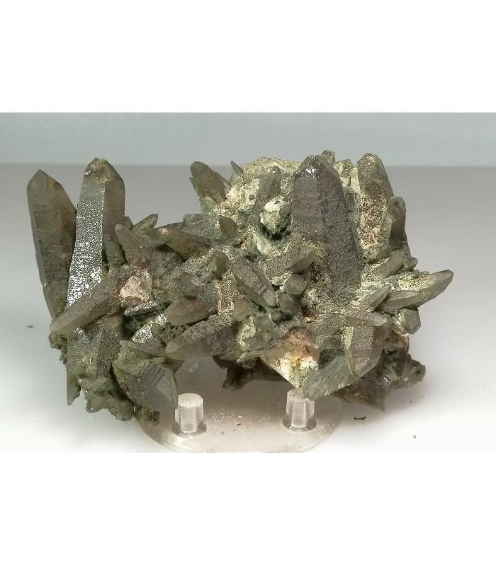 Smoky Quartz     - S. Giovanni Quarry Biella Italy