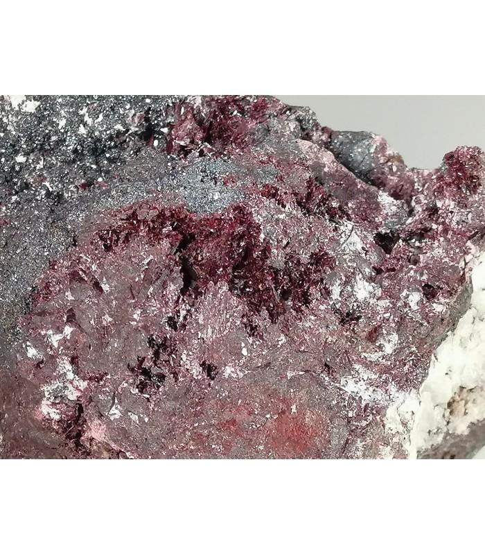 Piemontite Braunite- -  Praborna Aosta Valley   Italy