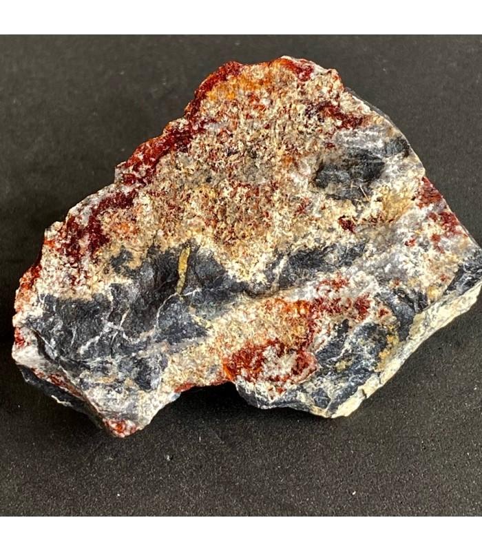 Medaite Molinello mine Val Graveglia Italy