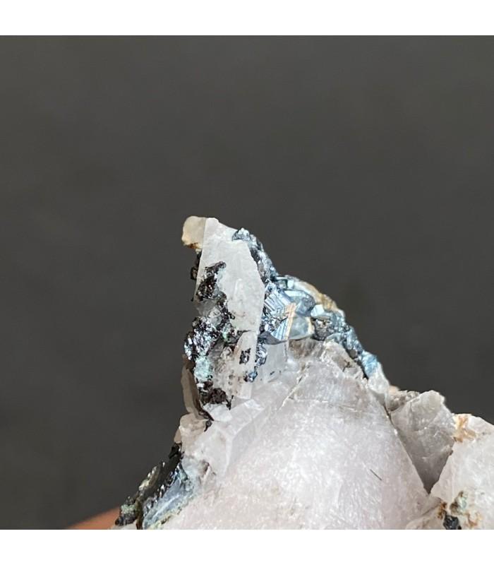Chalcocite- Gambatesa mine Val Graveglia  Italy