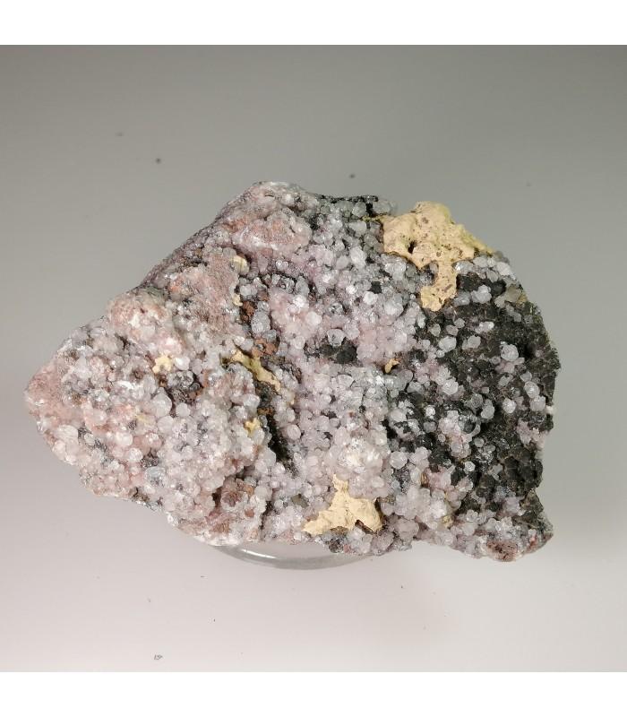 Manganite Calcite  -  Esino lario Italy