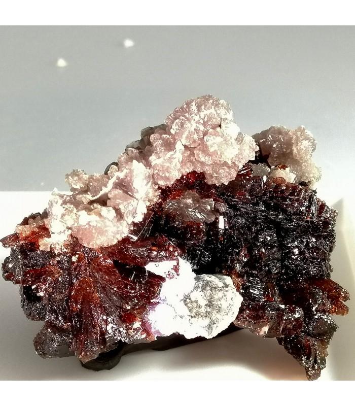 Krausite, Roemerite - M. Arsiccio mine, Sant'Anna di Stazzema - Lucca prov. -  Apuan Alps - Tuscany - Italy