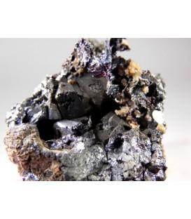 Chalcocite  Copper - White Pine mine Ontanagon., Michigan,USA