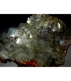Fluorite - xianghualing hunan china