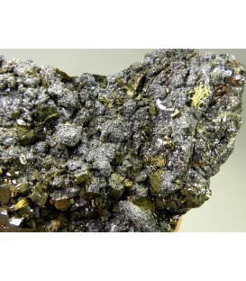 Tennantite Marcasite- Quiruvilca District, Santiago de Chuco Province, La Libertad Department, Peru