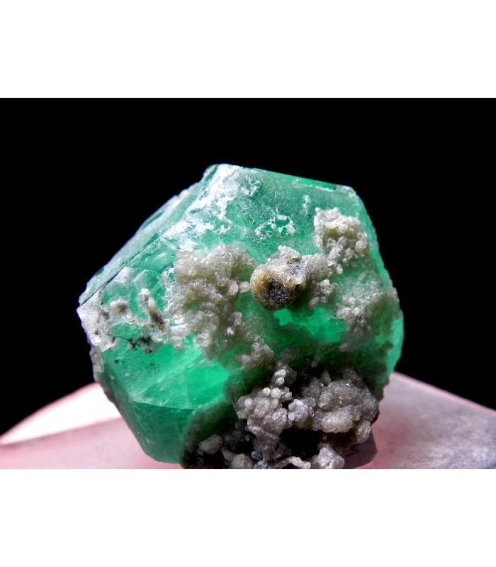 Fluorite  - Stak Nala, Haramosh Mts., Skardu District, Baltistan, Gilgit-Baltistan, Pakistan