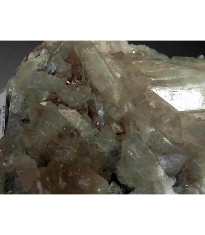 Baryte -San Camilo Mine, Sierra Minera de Cartagena-La Unión, Cartagena, Murcia, Spain