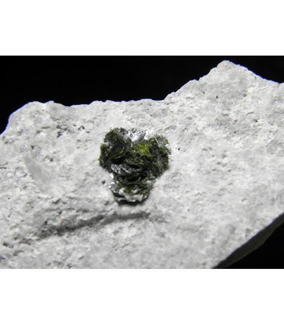 Volborthite -Milpillas Mine, Cuitaca, Mun. de Santa Cruz, Sonora, Mexico