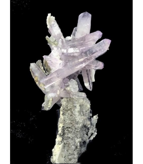 Amethyst Quartz - Las Vigas - Veracruz - Mexico