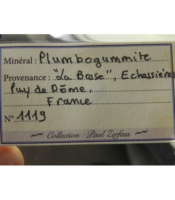 Aragonite - Gergovie, La-Roche-Blanche, Veyre-Monton, Puy-de-Dôme, Auvergne-Rhône-Alpes, France