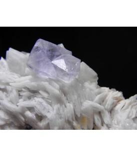 Fluorite Baryte - La Viesca Asturias Spain