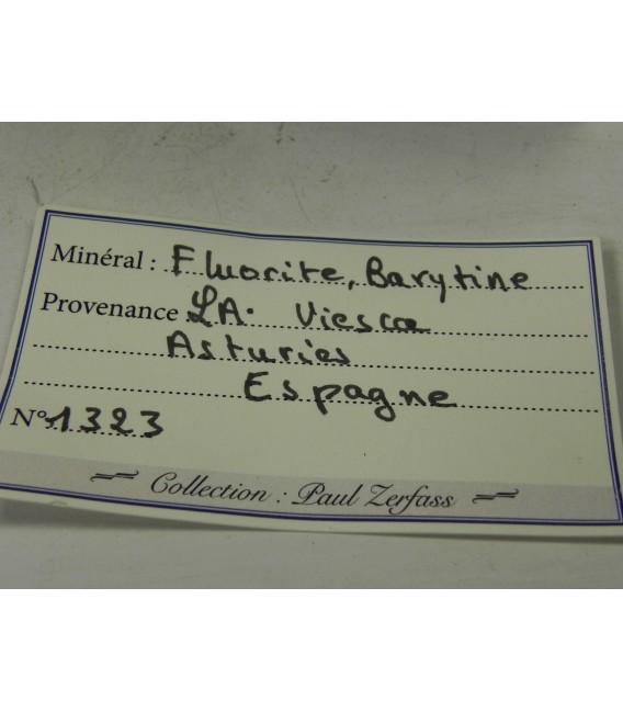 Fluorite - Caravia Asturias Spain