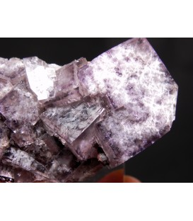 Fluorite  - Greenlaws Mine, Daddry Shield, Stanhope, Co. Durham, England, UK