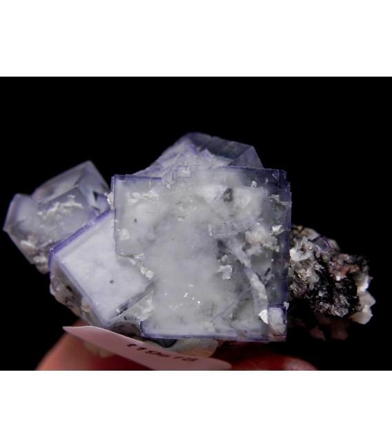 Fluorite - Yaogangxian Mine, Yaogangxian  Chenzhou, Hunan, China