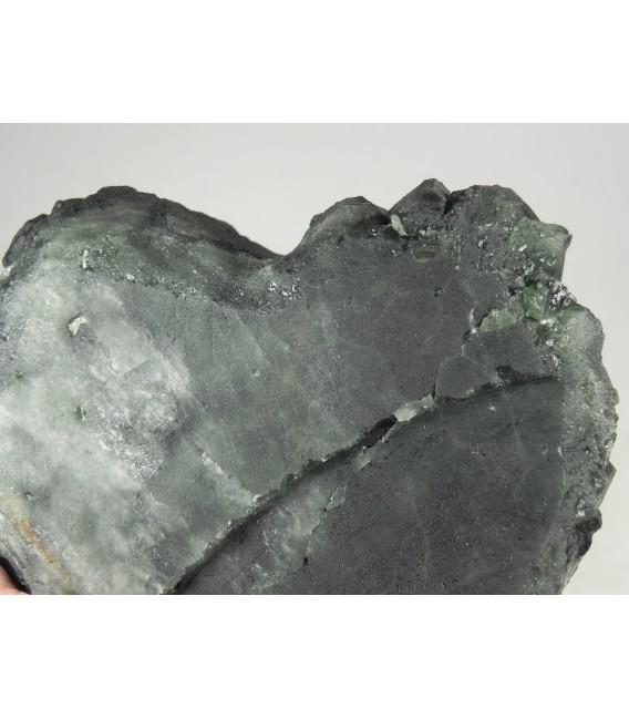 Ilvaite Quartz - Huanggang Mine Inner Mongolia china