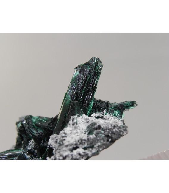 Brochantite  - Milpillas Mine, Cuitaca, Mun. de Cananea, Sonora, Mexico