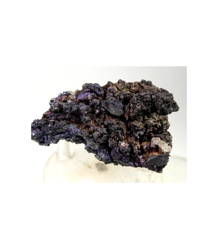 Chalcocite - Flambeau Mine, Ladysmith, Rusk Co., Wisconsin, USA