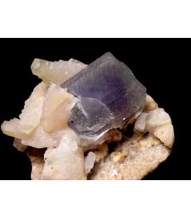 Fluorite Calcite - Yiwu Co., Jinhua Prefecture, Zhejiang Province, China