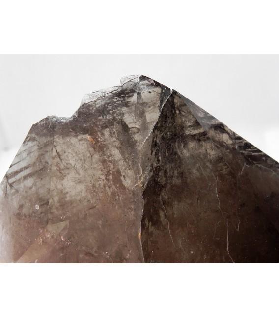 Smoky Quartz - Talefre Glacier M.Blanc France