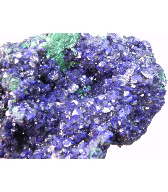 Azurite Malachite - Sepon Mine, Vilabouly District, Savannakhét Province, Laos