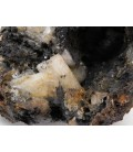 Anglesite - Monteponi mine Iglesias Italy